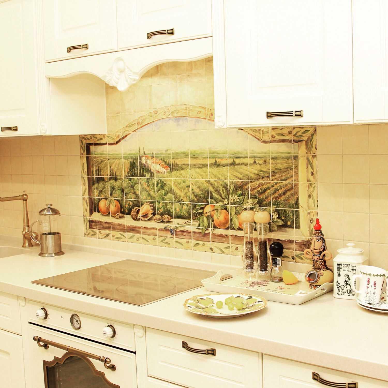 Выбор панелей для фартука на кухне вместо плитки
