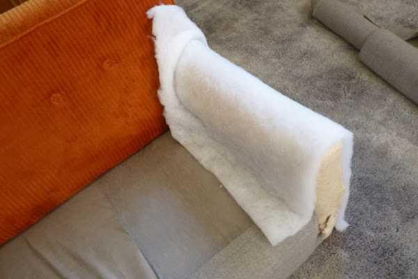 Как перетянуть диван своими руками пошагово: материалы, инструкция