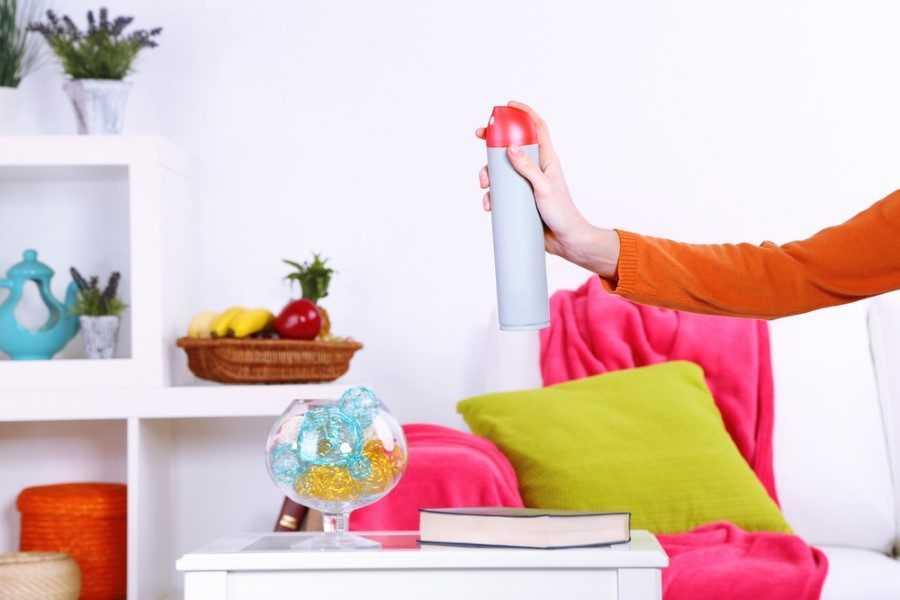 Что делать и как избавиться от запаха новой мебели