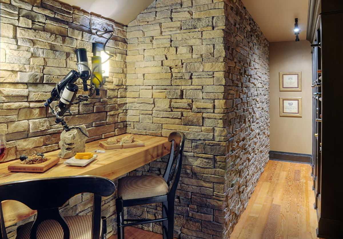 Отделка стен пошаговые с фото