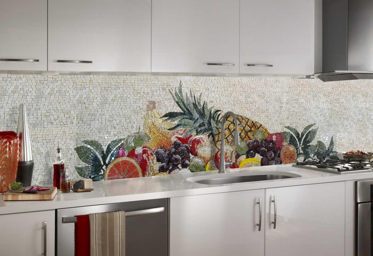 Плитка для кухни — обзор идей применения и примеры красивых вариантов оформления кухни (110 фото)