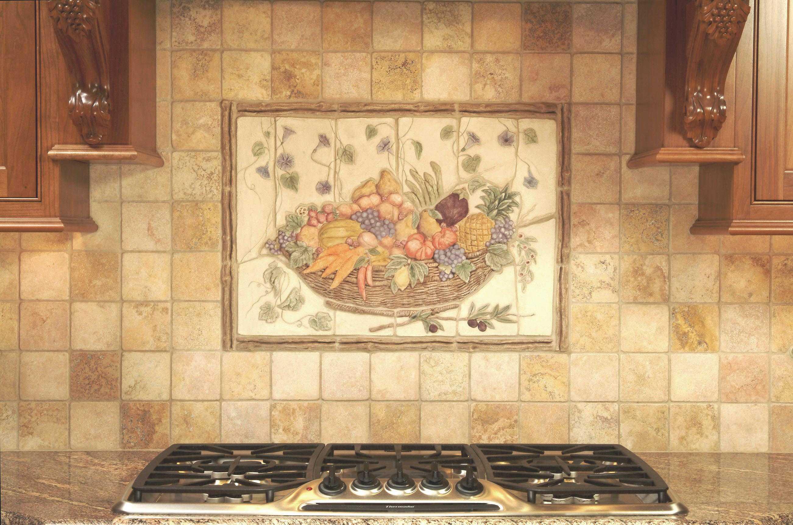 Плитка для кухни: 110 фото лучших идей дизайна и нюансы оформления кухни
