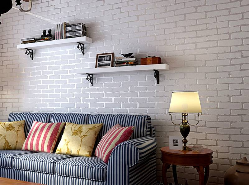Кирпичная стена в интерьере: идеи дизайна и оформления на фото
