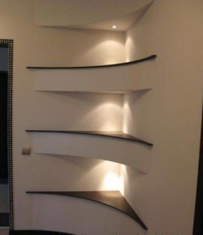 полочки в стене с подсветкой фото автозагрузку фото приложении