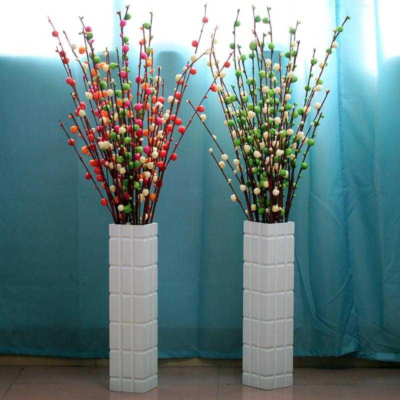 Что поставить в вазу кроме цветов фото