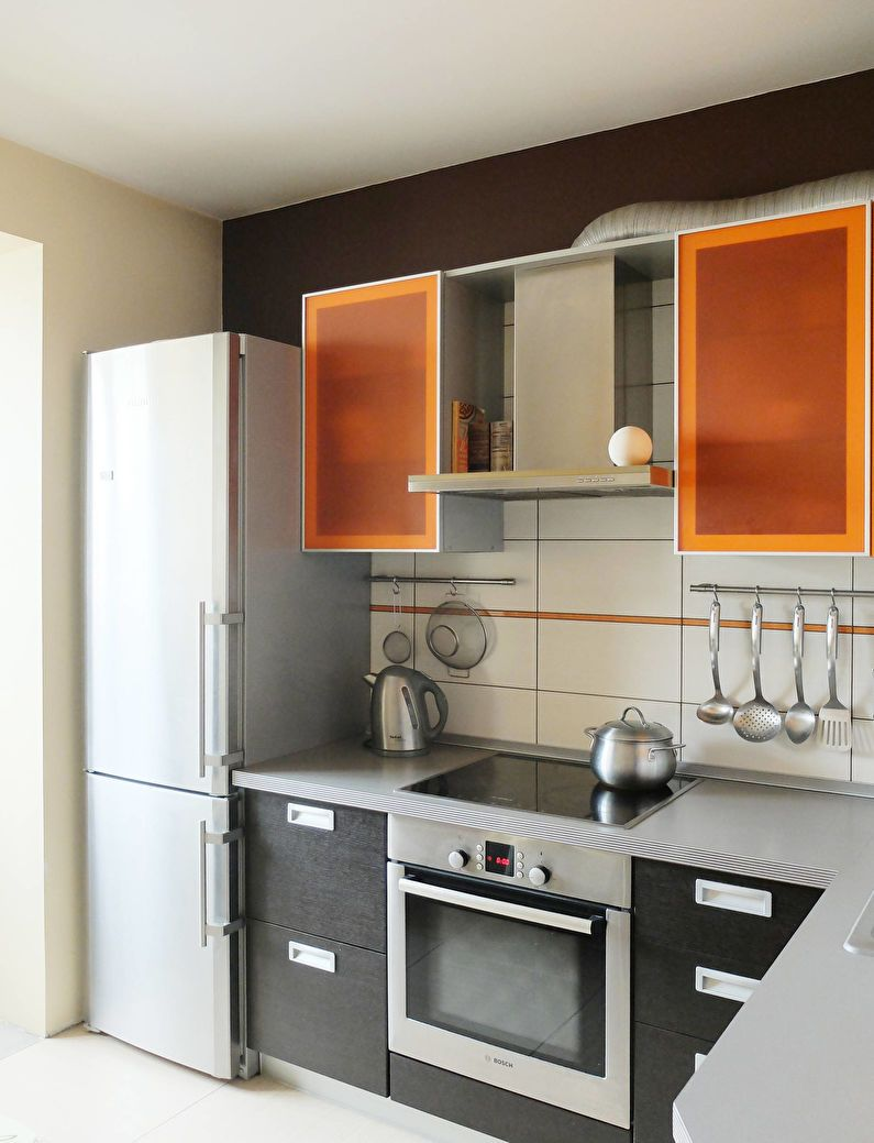 Как выбрать кухонный гарнитур для маленькой кухни? 100 фото примеров современного и практичного дизайна