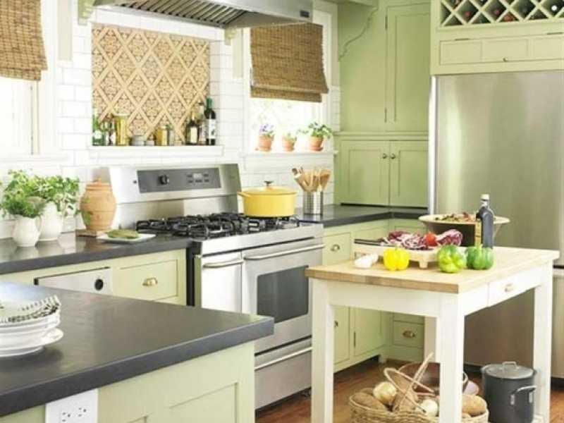 Кухня мятного цвета в интерьере: 70+ фото современных идей дизайна от ivd.ru