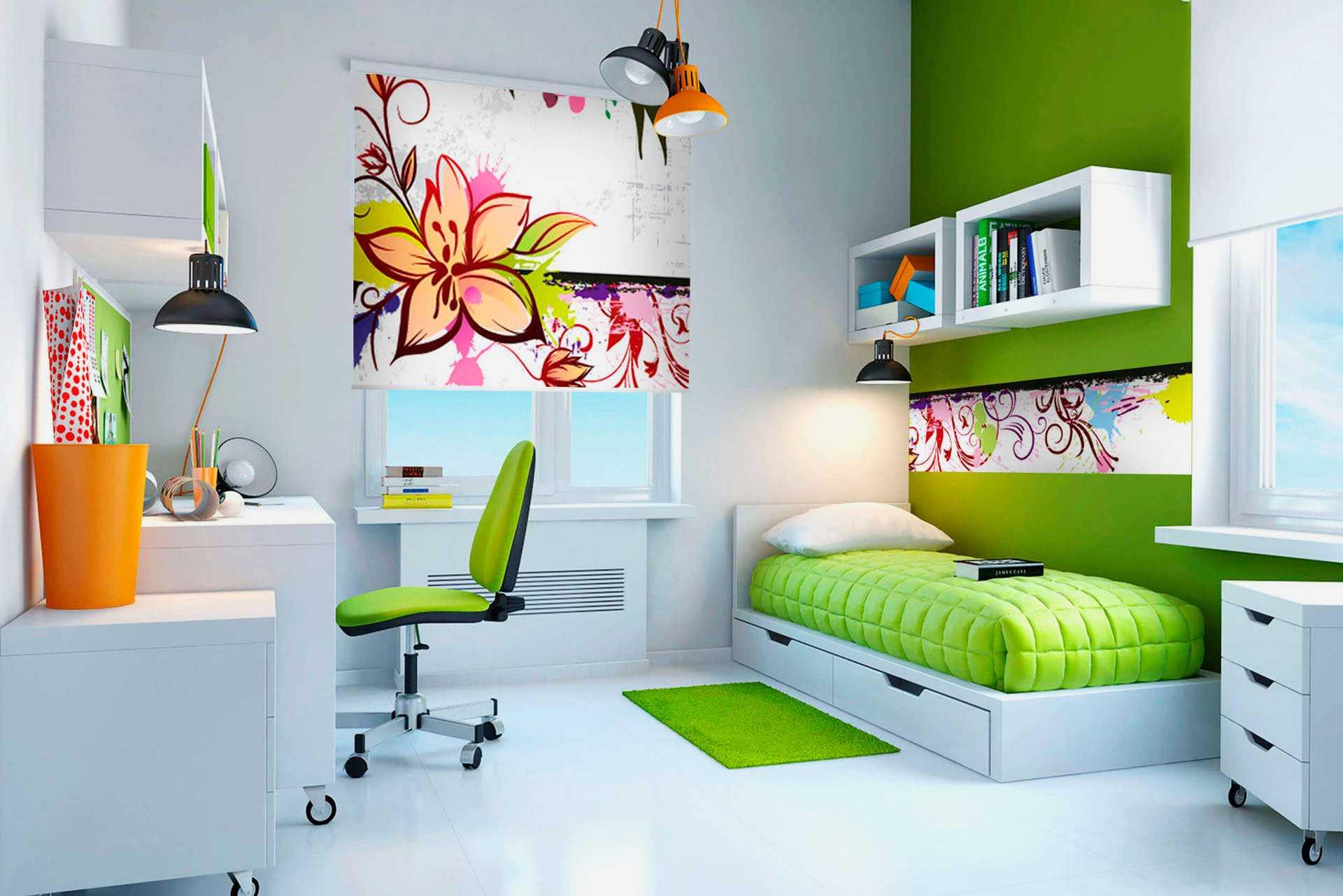 Дизайн для комнаты подростка мальчика: шторы, обои, мебель и другие варианты, фото