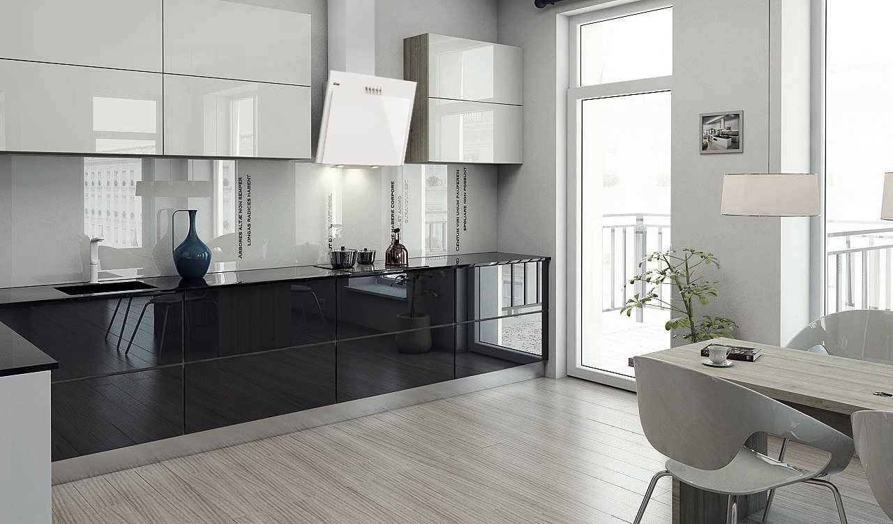 Серая кухня: 60 фото интерьеров светлых и темных интерьеров и гарнитуров