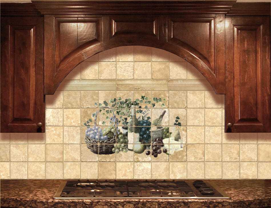 Панно на кухню: виды, выбор места расположения, дизайн, рисунки, фото в различных стилях