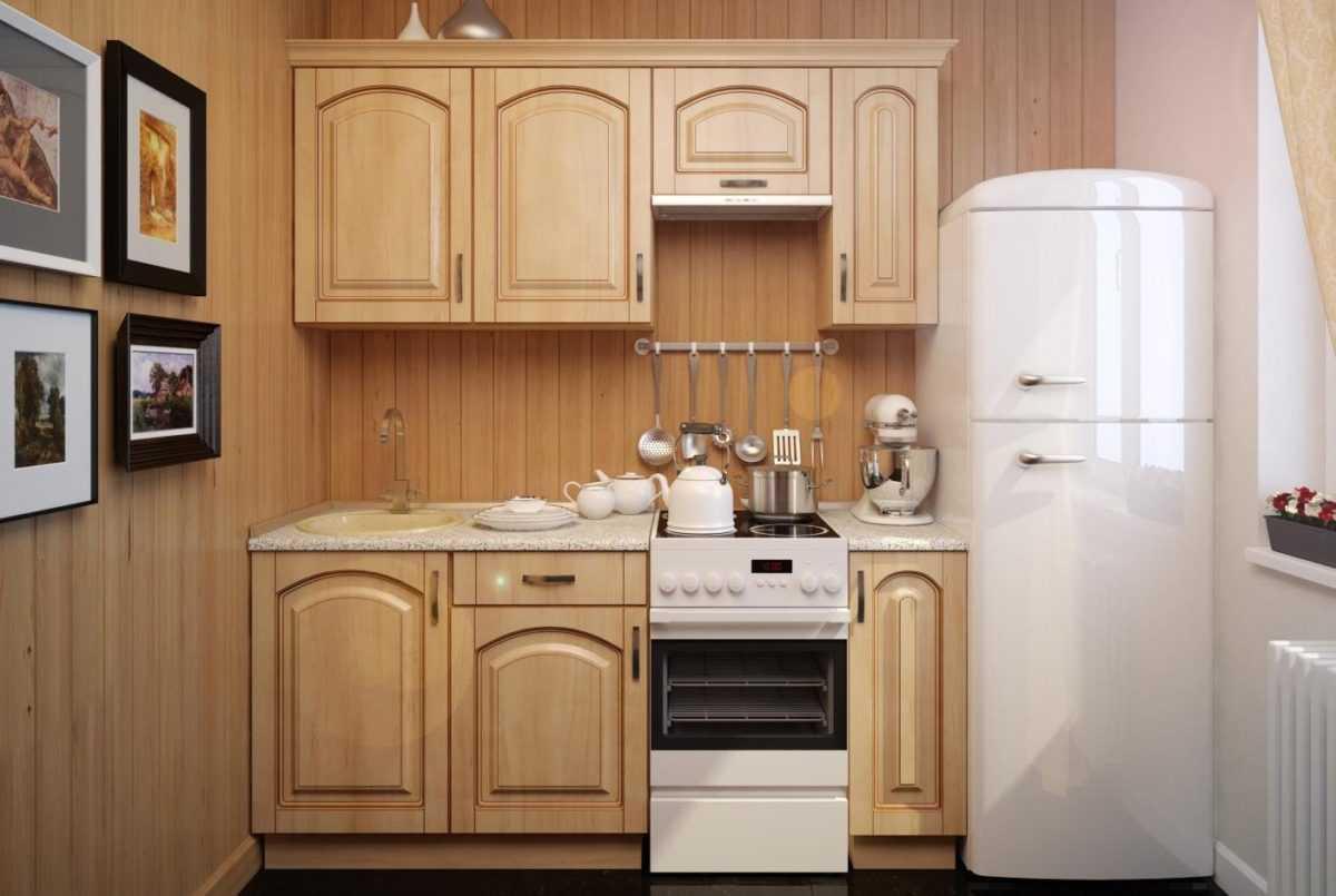 Всё о дизайне маленькой кухни – 16 супер-приёмов и 100 фото