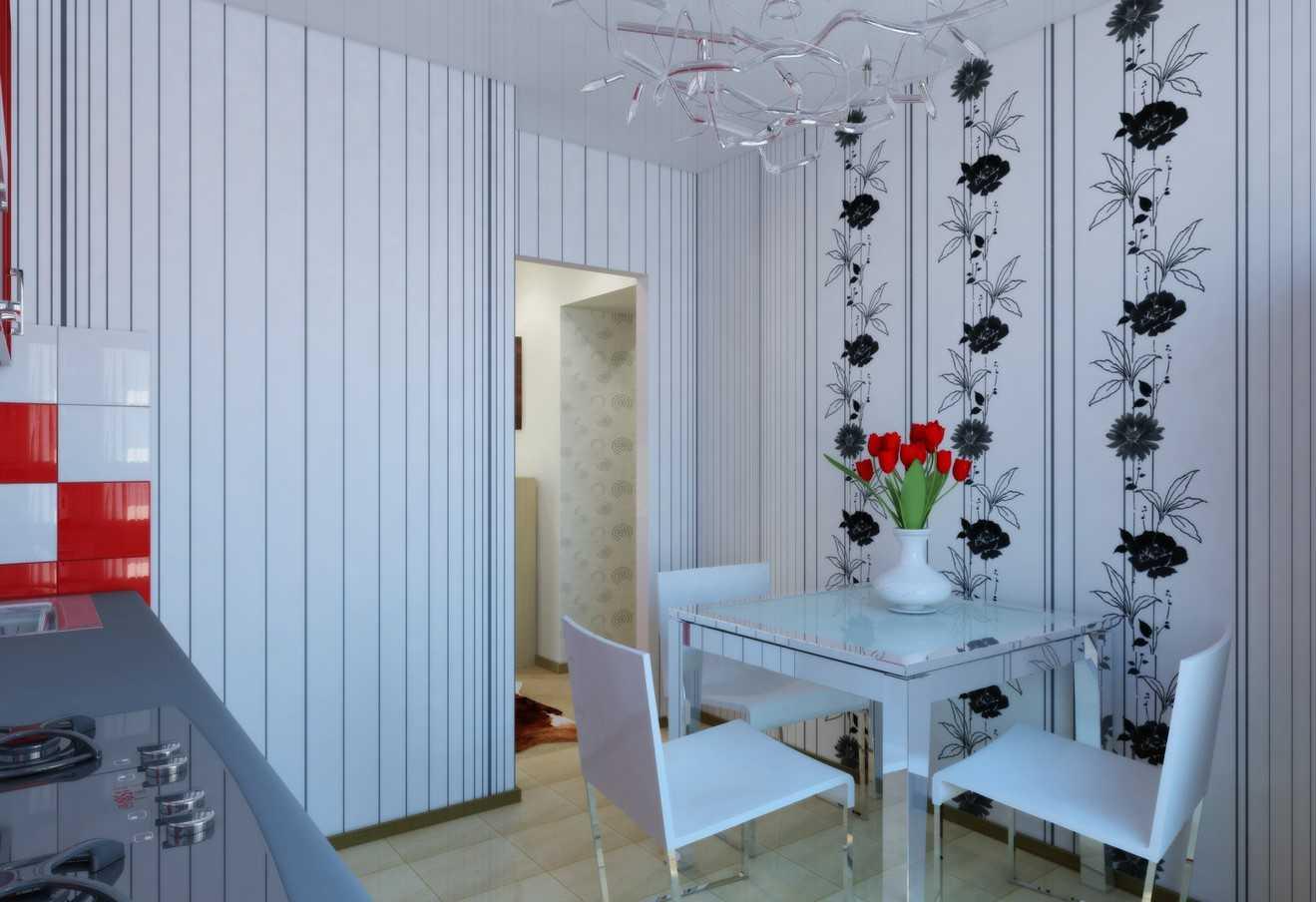 пластиковые панели для стен на кухне фото экстракта можно