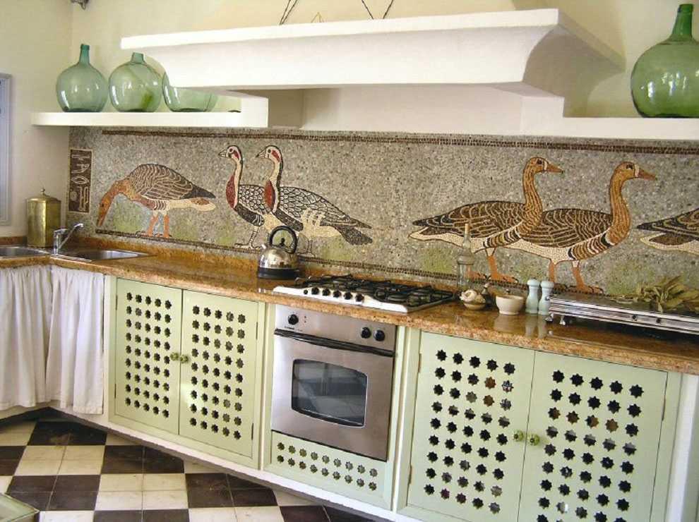 Отделка стен на кухне - какой материал выбрать - стройка гид