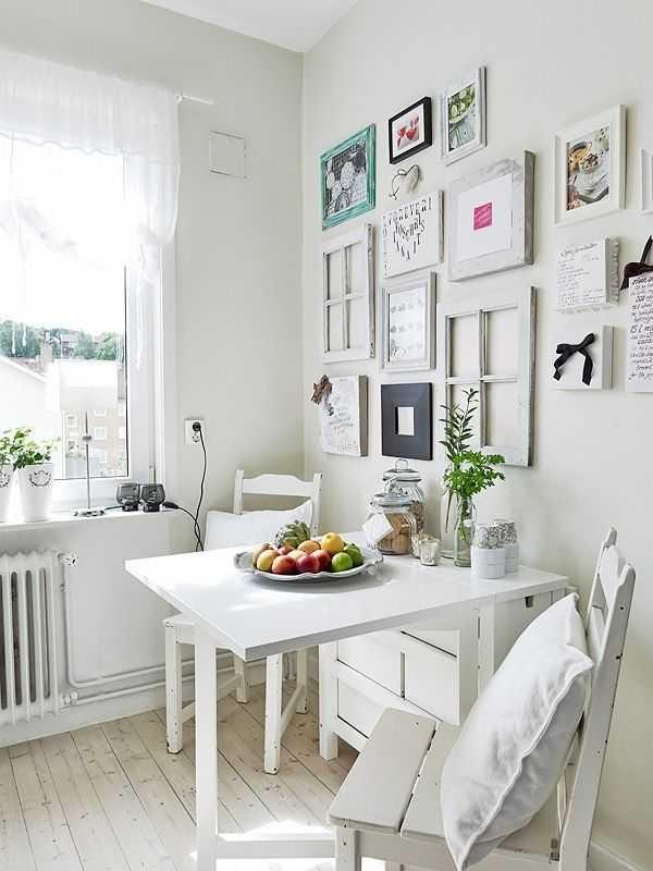 Как оформить стену над обеденным столом: лучшие решения по версии salon
