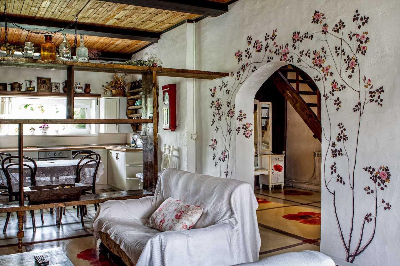 Кухня в стиле прованс: фото готовых дизайн-проектов, прованские гарнитуры, оформление своими руками, видео