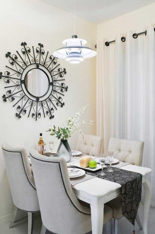 Варианты декорирования стен на кухне – что повесить