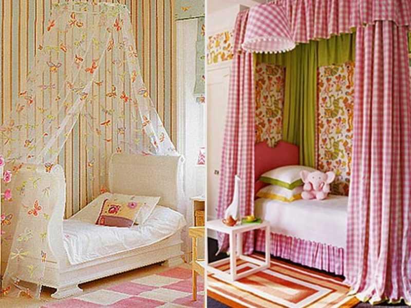 Балдахин над кроватью: важный элемент декора для создания стиля и особой атмосферы (95 фото)