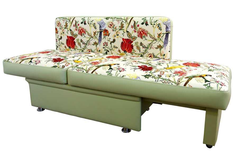 Маленький диван на кухню (86 фото): мини и небольшие кухонные раскладные диванчики