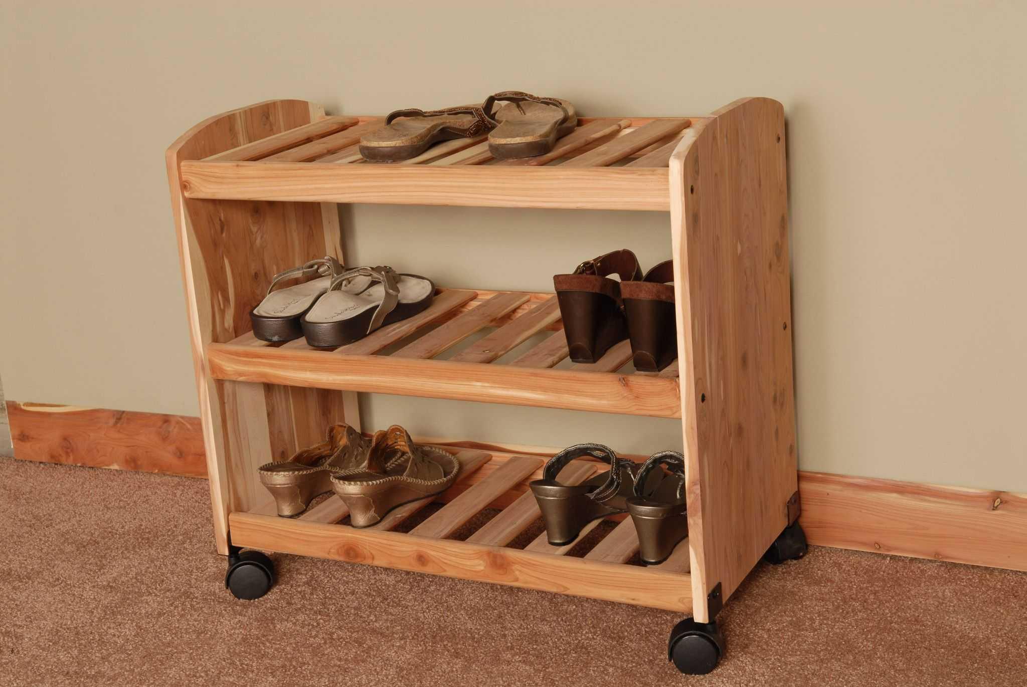 этажерки для обуви своими руками фото очень уютная