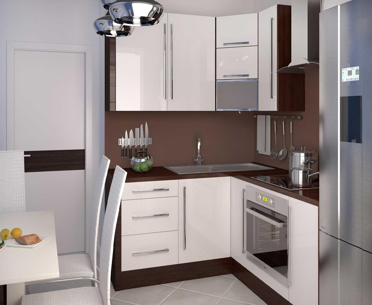 Что нужно учесть, создавая дизайн большой кухни?